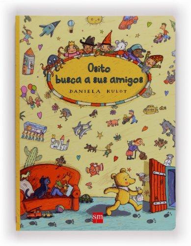 9788467556735: Osito Busca A Sus Amigos (Libros de cartón)