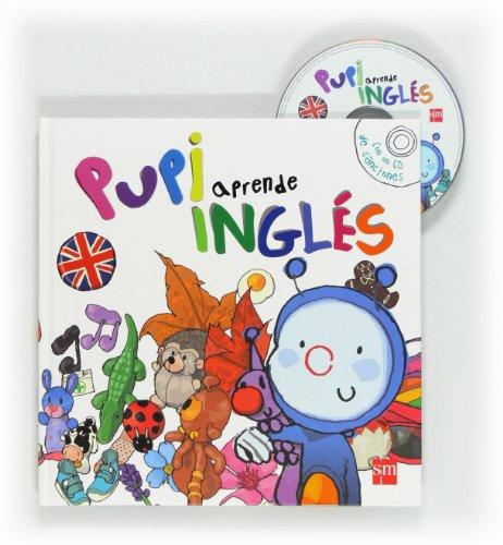 Pupi aprende inglés (Paperback): Xohana Bastida Calvo,