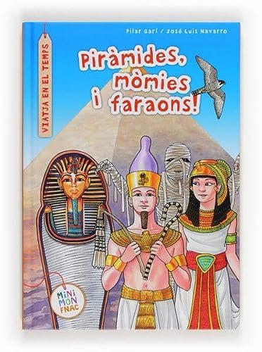 9788467560343: Piràmides, mòmies i faraons!