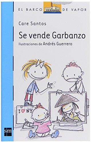9788467560596: Se Vende Garbanzo (Barco de Vapor Azul)