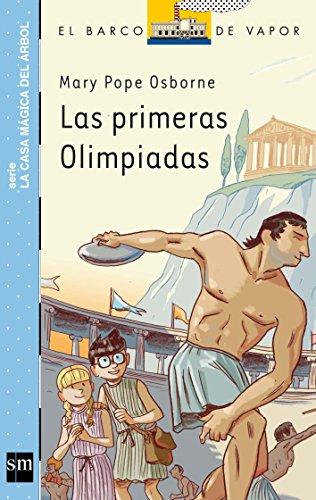 9788467563344: Las primeras olimpiadas (Barco de Vapor Azul)