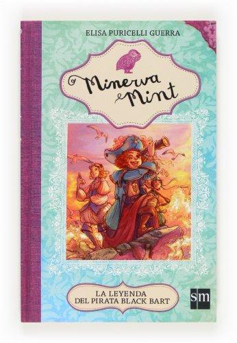 9788467563559: La Leyenda Del Pirata Black Bart (Minerva Mint)
