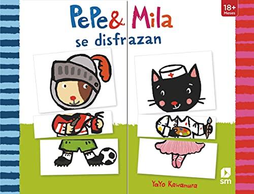 9788467565485: Pepe y Mila se disfrazan