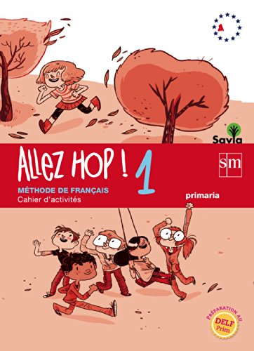 9788467569506: Allez Hop! 1: cahier d'activités. Primaria. Savia