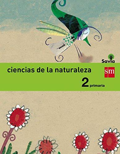 SAVIA 2 EP CIENCIAS NATURALEZA INTEGRADO