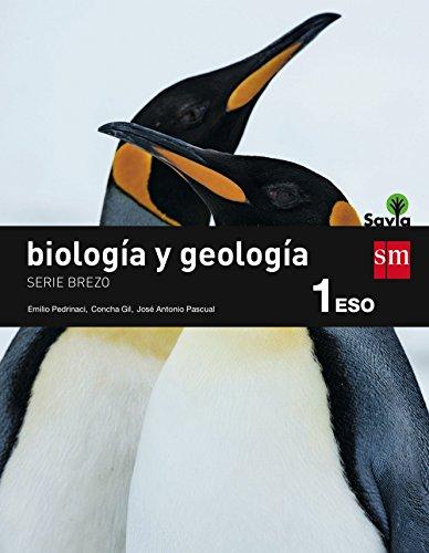 9788467575996: Biología y geología, Brezo. 1 ESO. Savia - 9788467575996