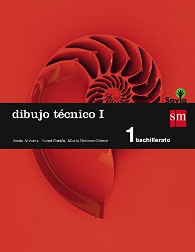 9788467576597: Dibujo técnico I. 1 Bachillerato. Savia - 9788467576597