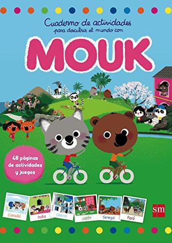 9788467577310: Cuaderno de actividades para descubrir el mundo con Mouk