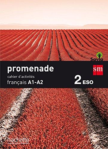 9788467578027: Cahier de fran�ais. 2 ESO. Promenade