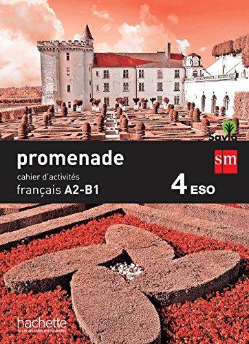 9788467578041: Cahier de français. 4 ESO. Promenade - 9788467578041