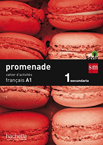 9788467578058: Cahier de français. 1 ESO. Promenade - 9788467578058