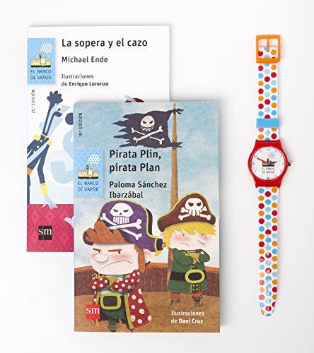 9788467583748: Pack Tiempo para leer. Azul (El Barco de Vapor Azul)