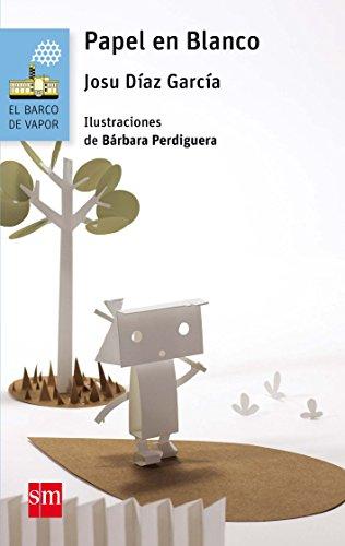 Papel en blanco (Paperback): Josu Díaz García