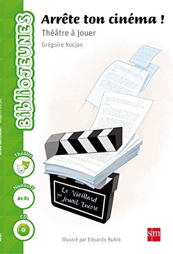 Arrête ton cinéma! (Paperback): Fabienne Gallon, Grégoire