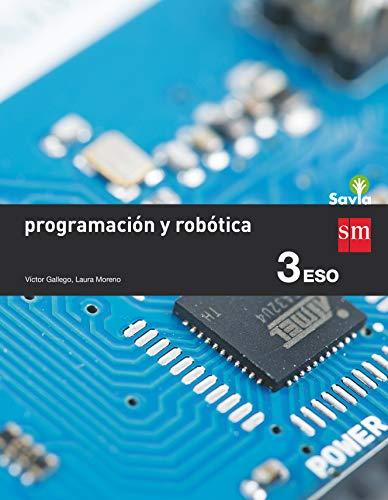 Tecnología II. ESO. Savia. Madrid: Laura; Gallego Le