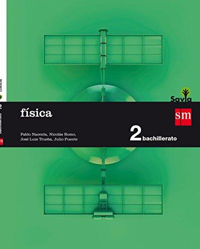 9788467587210: Física. 2 Bachillerato. Savia - 9788467587210