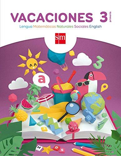 9788467592825: Vacaciones. 3 Primaria