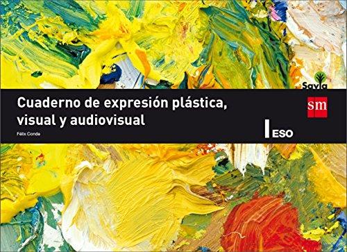 9788467593396: Cuaderno de expresión plástica, visual y audiovisual ...