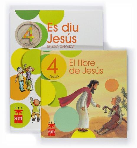 9788467598612: Religió catòlica, Es diu Jesús. 4 Primária - 9788467598612