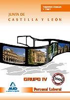 9788467614060: Grupo Iv Personal Laboral De La Junta De Castilla Y León. Temario Y Test Parte General