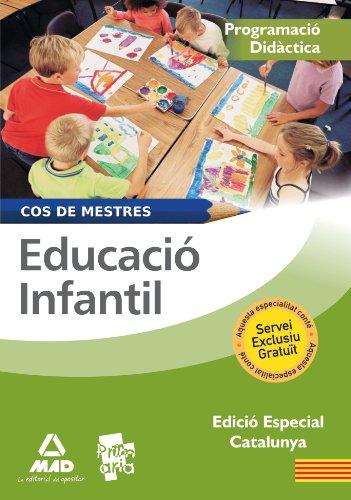 9788467615647: Cos De Mestres. Educació Infantil. Programació Didàctica