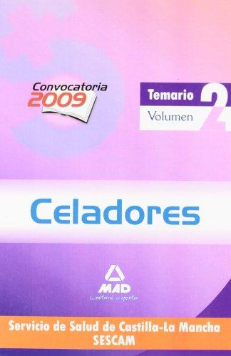 9788467616385: Celadores Del Servicio De Salud De Castilla-La Mancha (Sescam). Temario. Volumen Ii