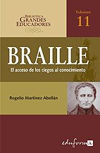 Louis Braille 9788467620801 Desde sus orígenes (1825) el código Braille gozó de la aprobación de la población ciega, pero no recibió reconocimiento oficial hasta 1854 cuando es adoptado por la Escuela Francesa para Niños Ciegos. Louis Braille había fallecido dos años antes. En 1878, el Congreso Internacional de París acordó la utilización del Braille como método universal por su probada utilidad didáctica. La celebración del bicentenario del nacimiento de Louis Braille (4-01-1809) constituye una inmejorable ocasión para rendir tributo a su figura y a su sistema de lectoescritura a través de la publicación de este libro. La obra supone un reconocimiento a la labor de Braille y a los beneficios que ha reportado al mundo del invidente el sistema creado por él.  El código Braille ha saldado una cuenta pendiente de la sociedad para con los ciudadanos ciegos: les ha devuelto la dignidad como personas y les ha permitido poder realizar actividades, antes impensables y ahora demostrables. Además, el código Braille se ha erigido en la solución para aquellos que, a pesar de sus esfuerzos y medios, se han visto obligados a renunciar a la lectura en tinta y a la cultura visual .