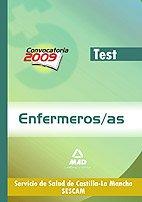 9788467628609: Enfermeros Del Servicio De Salud De Castilla-La Mancha (Sescam). Test