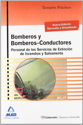 9788467630381: Temario Práctico Para Bombero Y Bombero-Conductor