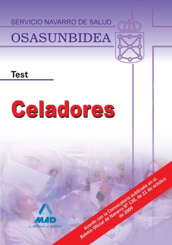 9788467630565: Celadores del Servicio Navarro de Salud-Osasunbidea. Test (Spanish Edition)