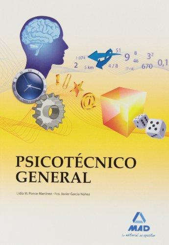 9788467635270: Psicotécnico General.