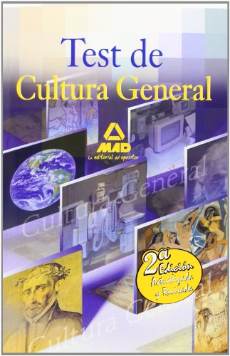 9788467640182: Test De Cultura General