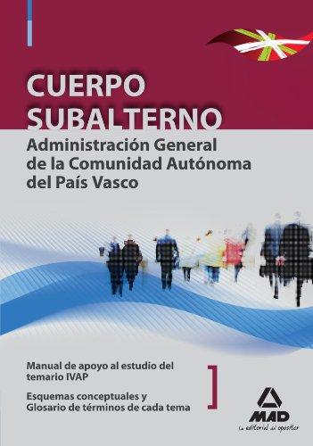 Cuerpo Subalterno de la Administración General de: Fernandez, Elena Garcia