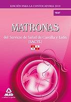 9788467645675: Matronas del Servicio de Salud de Castilla y León (SACYL). Test