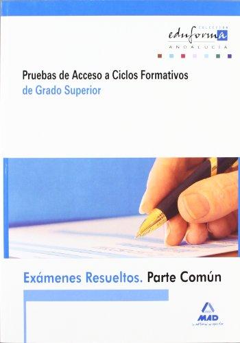 9788467652659 Exámenes Resueltos De Pruebas De Acceso A