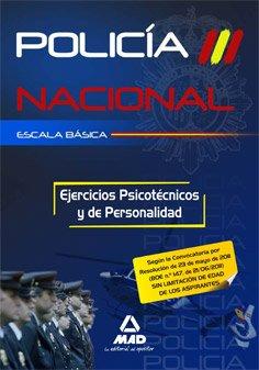 9788467654301: Escala Básica de Policía Nacional. Ejercicios Psicotécnico y de Personalidad