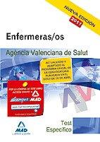 ENFERMEROS /AS (ATS) DE LA AGENCIA VALENCIANA DE LA SALUD: MAD