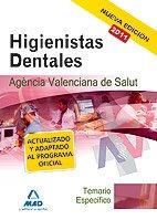 9788467660029: Higienistas Dentales De La Agencia Valenciana De Salud. Temario Específico
