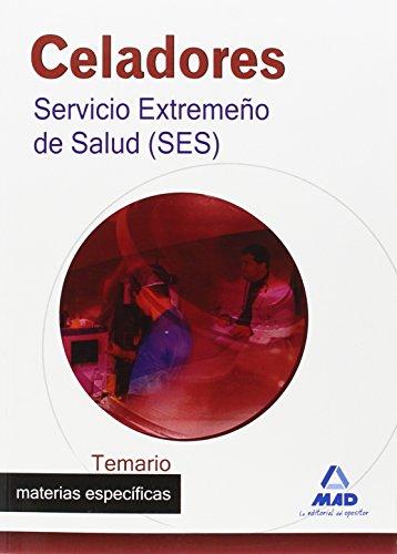 9788467664751: Celadores Del Servicio Extremeño De Salud (Ses). Temario Materias Específicas