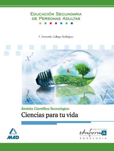 9788467670707: Ámbito Científico-tecnológico. Educación Secundaria de Personas Adultas. Comunidad Andaluza (Spanish Edition)