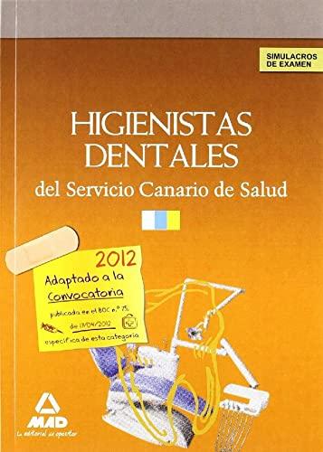 9788467682687: Higienistas Dentales Del Servicio Canario De Salud (Canarias (mad))