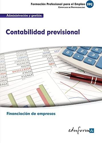 9788467683967: Fpe - Contabilidad Previsional (Pp - Practico Profesional)