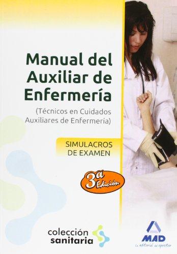 9788467685046: Manual del Auxiliar de Enfermer¦a. Test