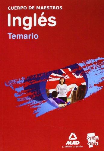 9788467689587: Paquete ahorro maestros ingles (temario +programacion +practico) (Maestros 2013)