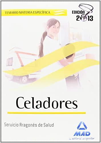 9788467696066: Celadores Del Servicio Aragones De Salud Temario Parte Especifica