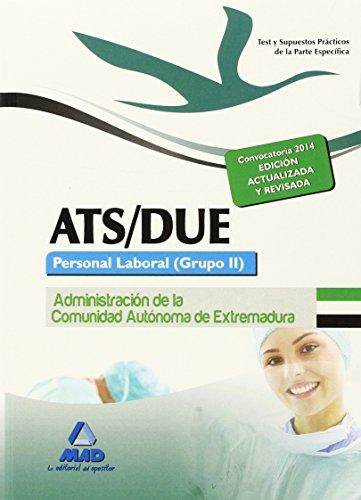 9788467697391: Ats Due Test Y Supuestos Practicos 2014