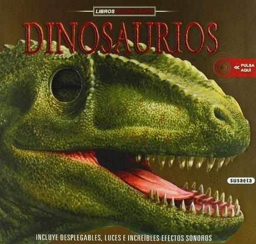 9788467700046: Dinosaurios (Libros Interactivos)