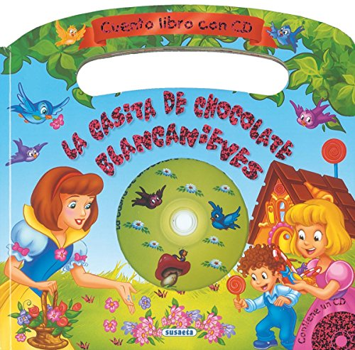 9788467700213: La casita de chocolate & Blancanieves / The Little House of Chocolate & Snow White (Spanish Edition)