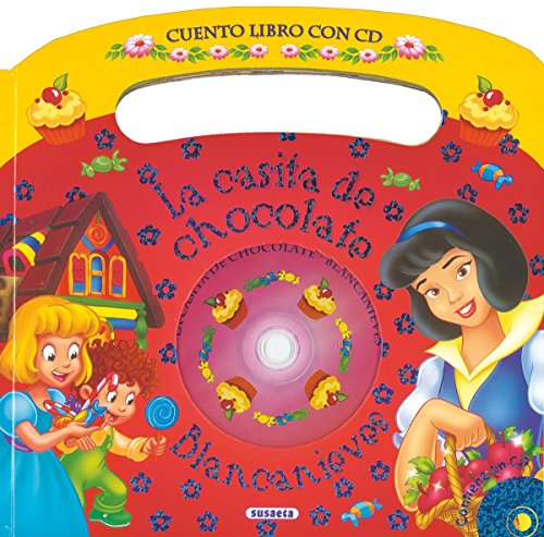 9788467700220: La casita de chocolate & Blancanieves / The Little House of Chocolate & Snow White (Spanish Edition)
