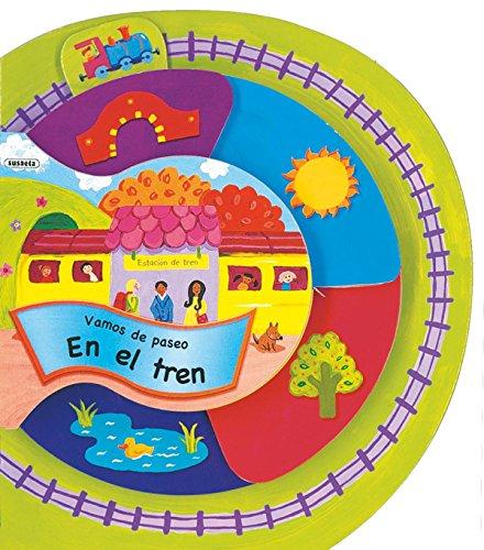 9788467700299: En el tren (Vamos De Paseo)